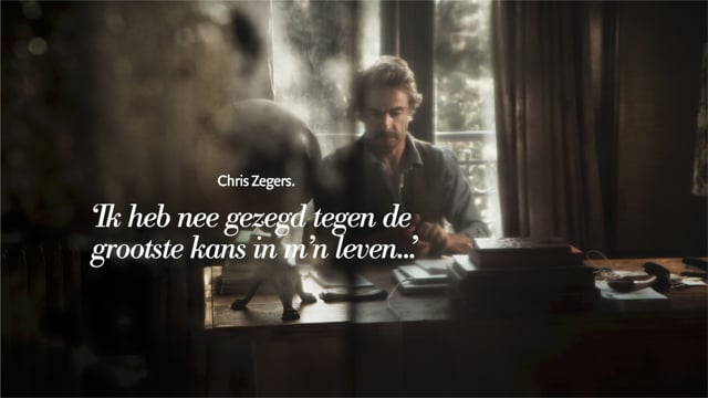 Zwitserleven - Chris Zegers 'Nee gezegd'