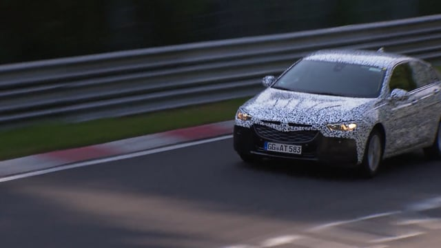 Insignia Grand Sport Prototyping Nuerburgring