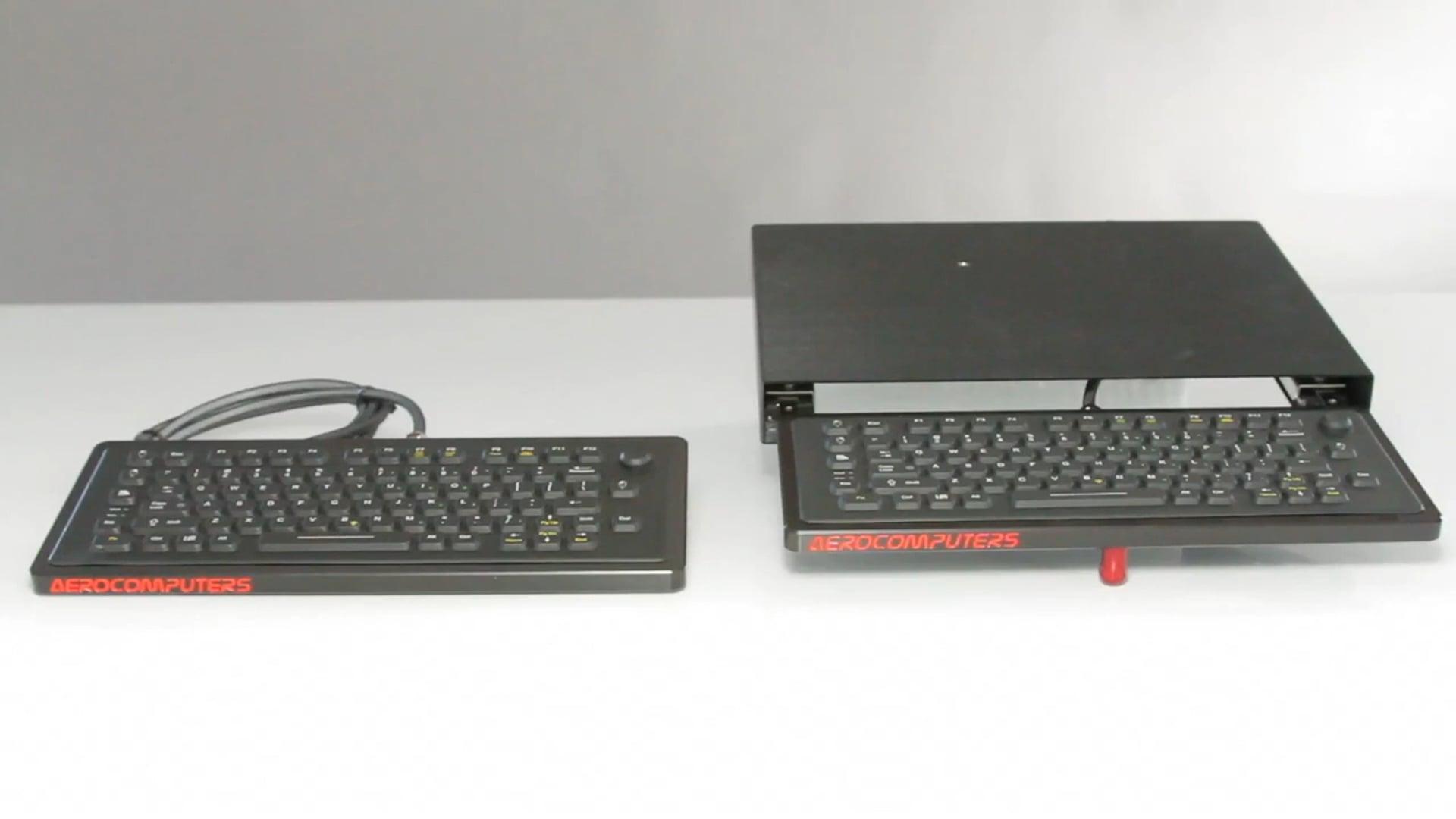 AK-4 Series Airborne Keyboards