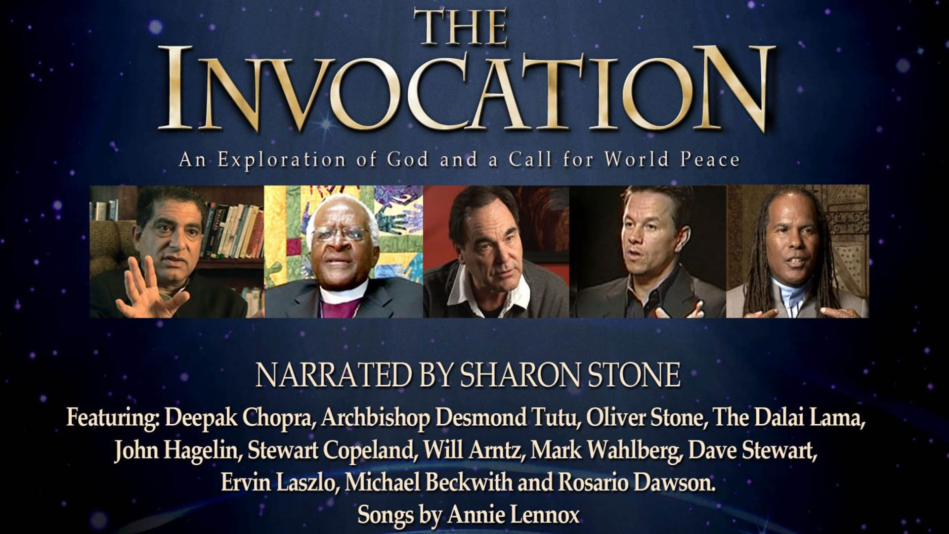Trailer for THE INVOCATION