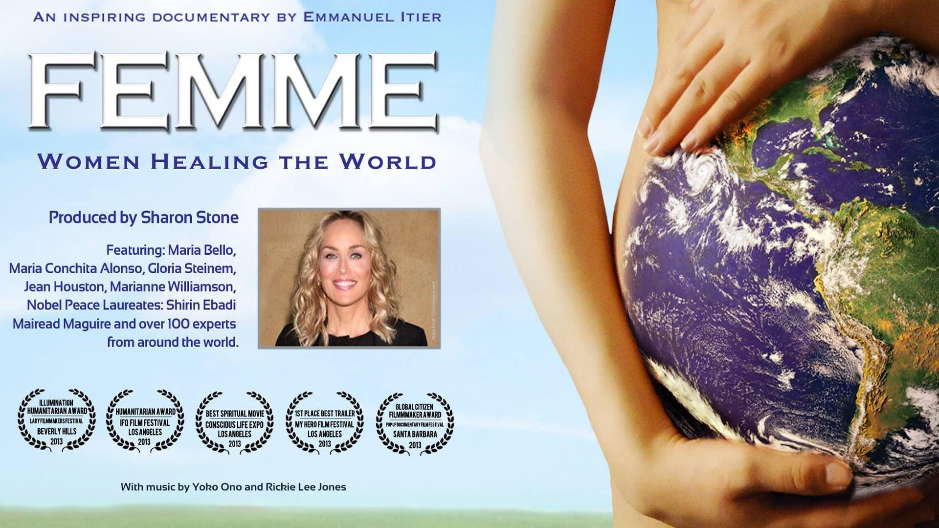 Trailer for FEMME: WOMEN HEALING THE WORLD