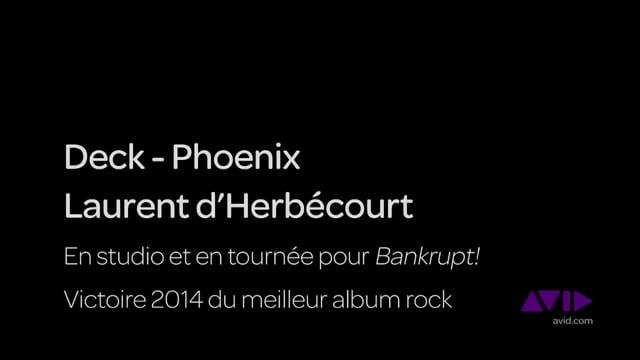 Interview de Deck et Laurent / Bankrupt / Phoenix