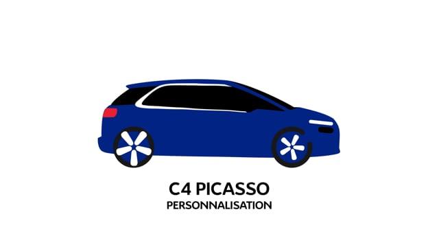 C4 Picasso Citroen