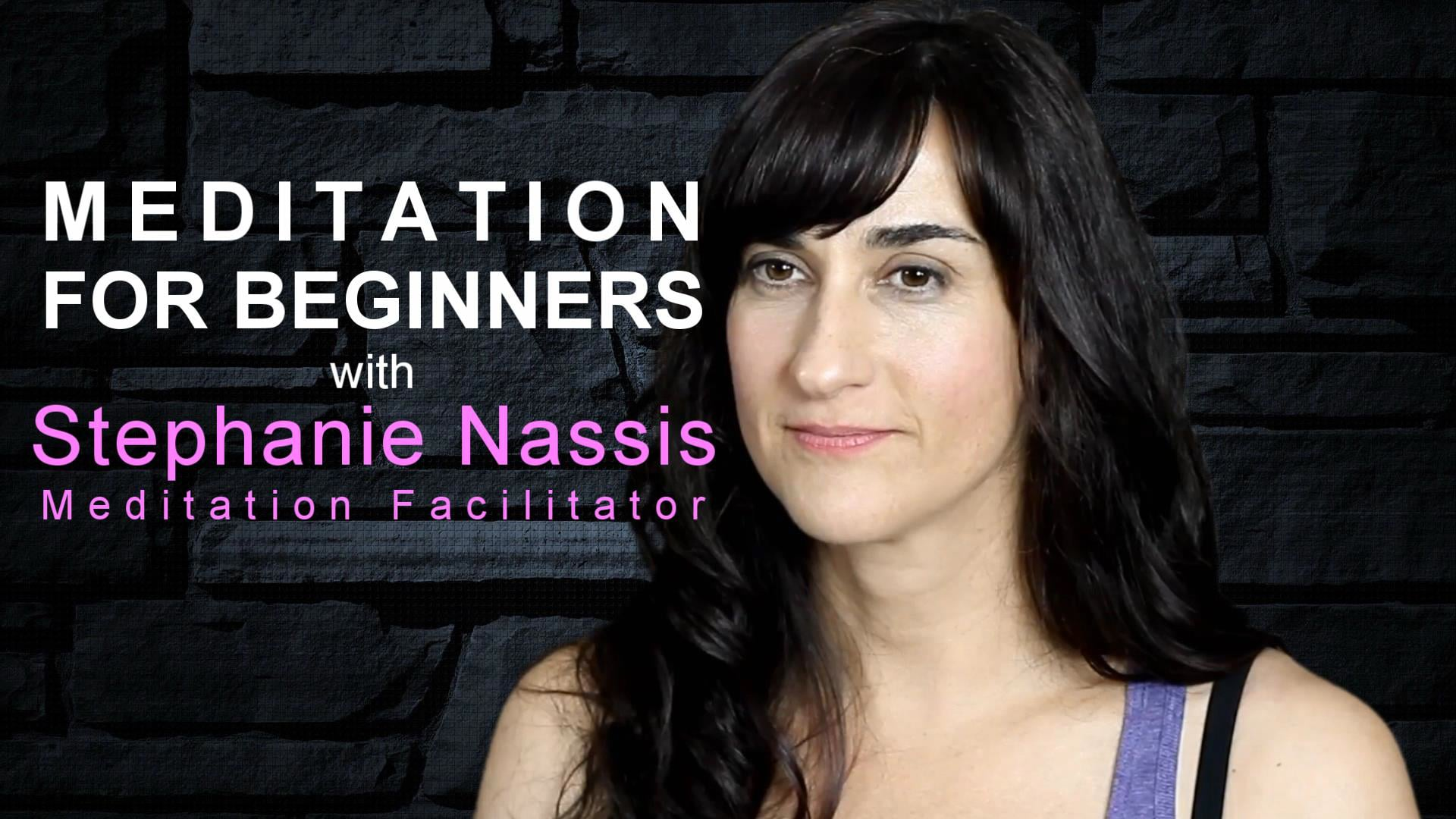 Part 1: Meditation For Beginners