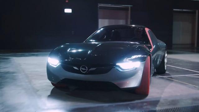 GT Concept Footage