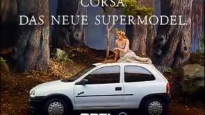 Corsa B - Baum und Umwelt 1993