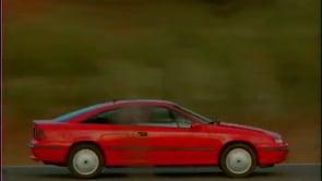 Calibra Turbo - Designed by nature 1992