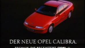 Calibra 1990