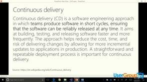 CI/CD with VisualStudio.com and Azure