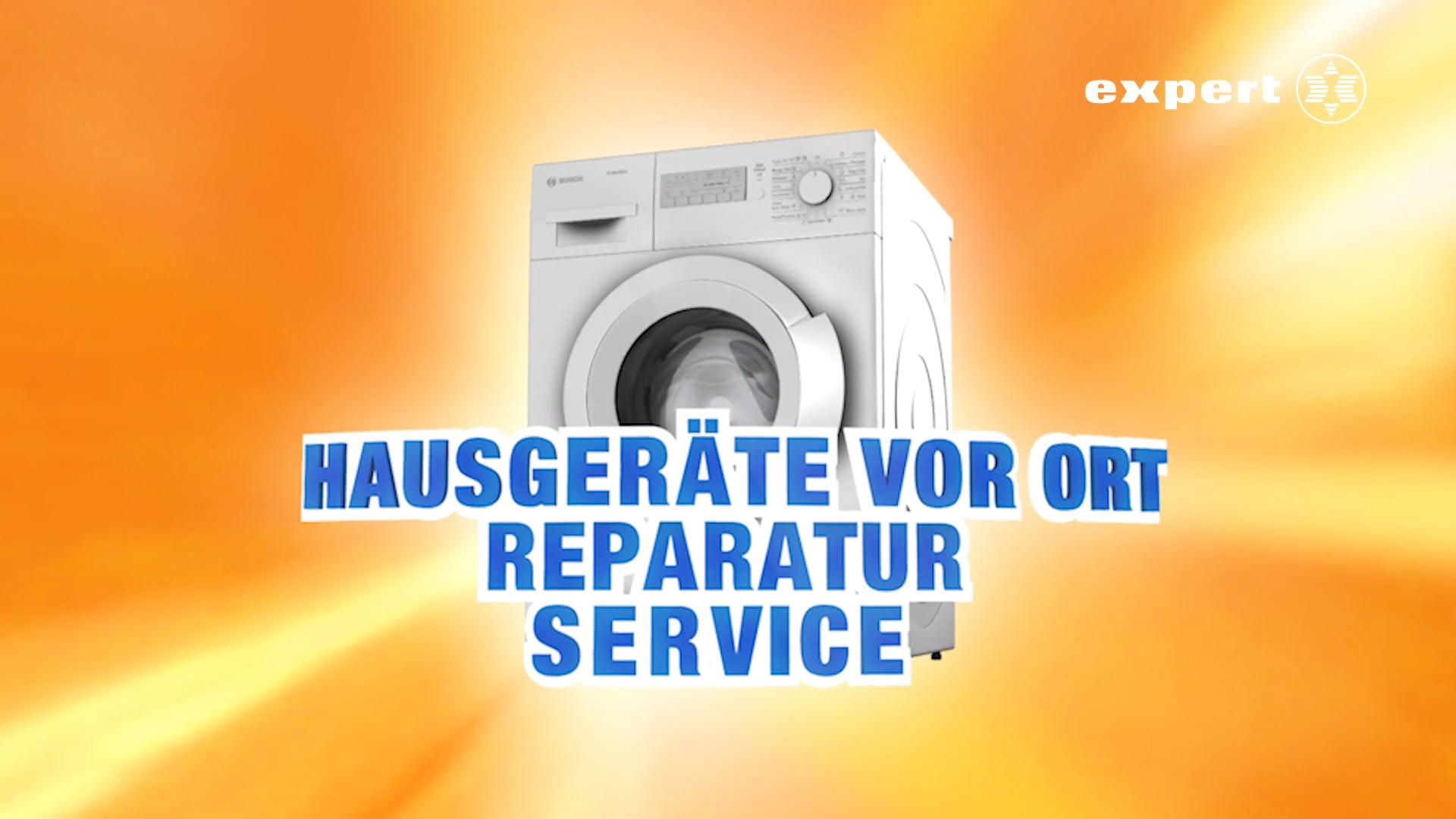 Hausgeräte-Reparatur-Service | expert Technikmarkt