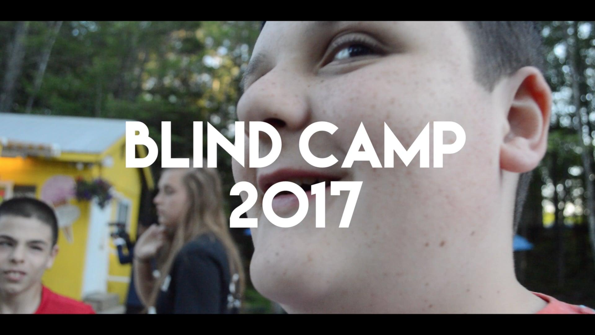 Blind Camp 2017