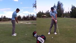 Golfing Under Pressure