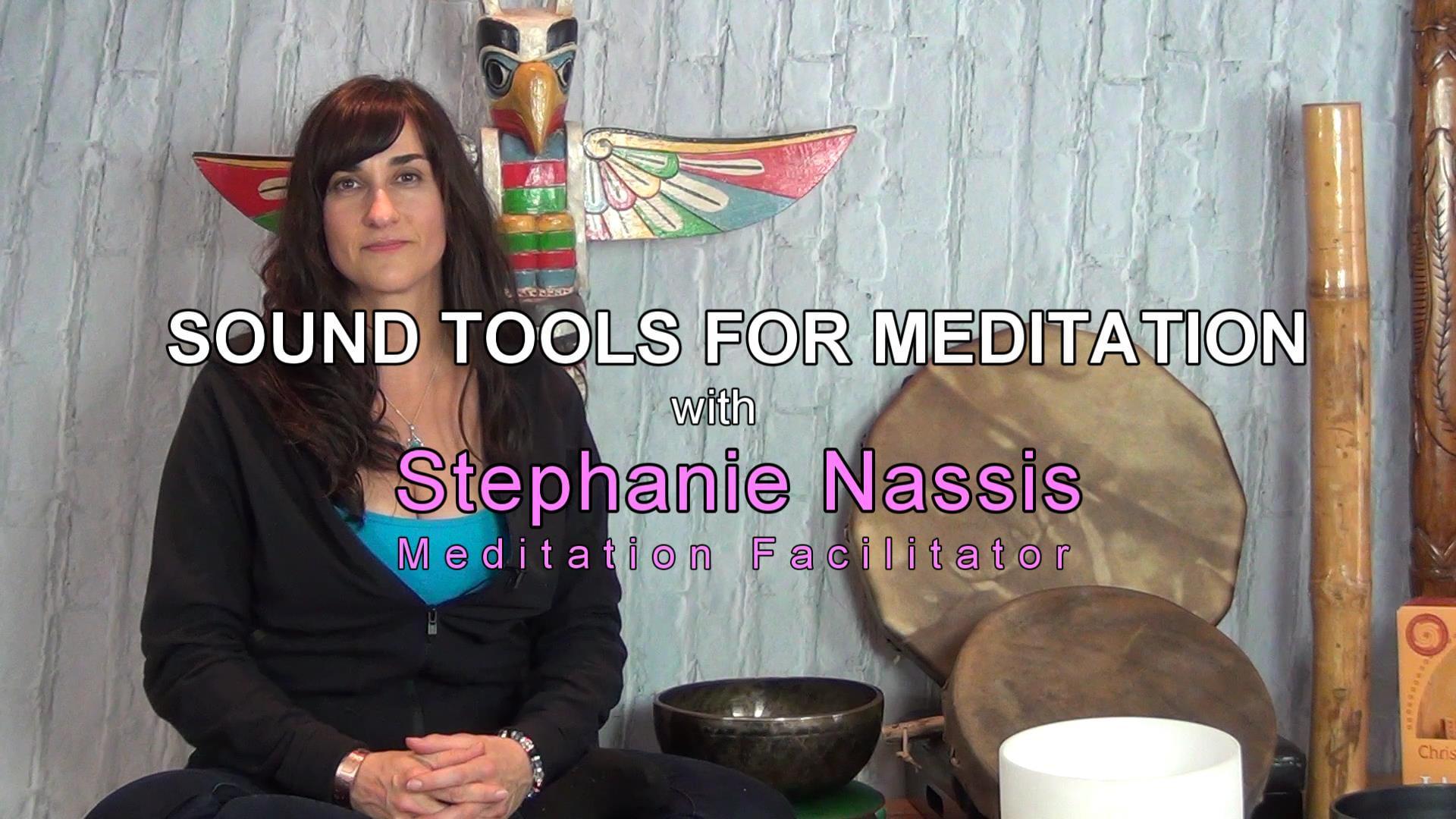 Sound Tools for Meditation