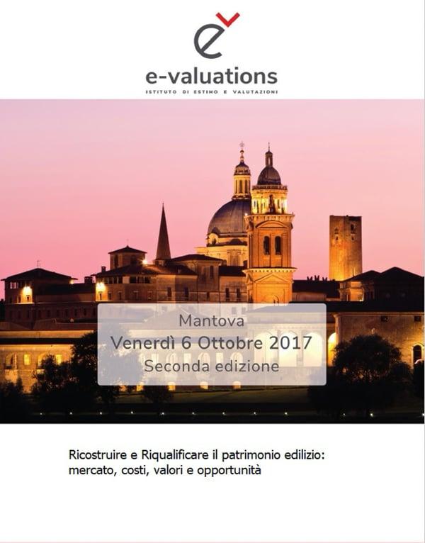 Ricostruire e Riqualificare il patrimonio edilizio: mercato, costi, valori e opportunità