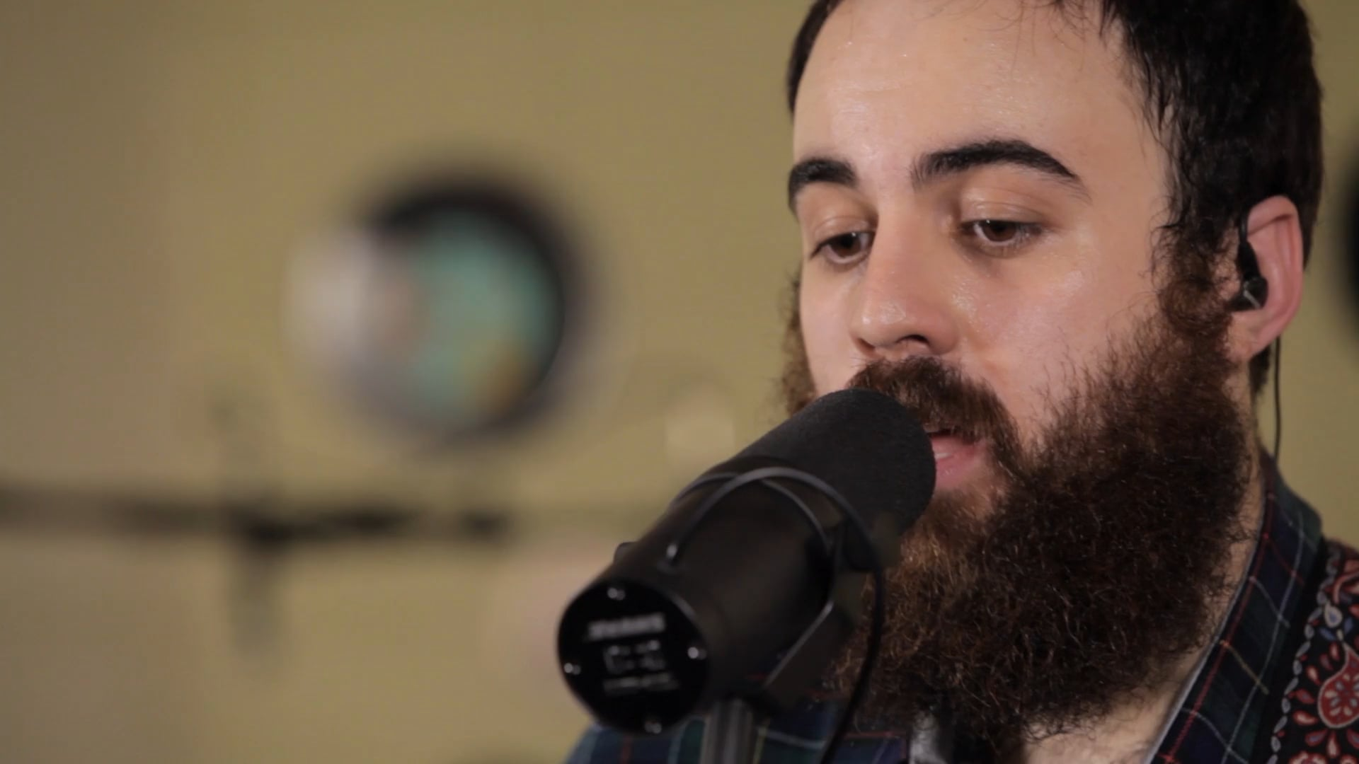 Moses Rubin - Steppin' Stones   Live session at El Invernadero