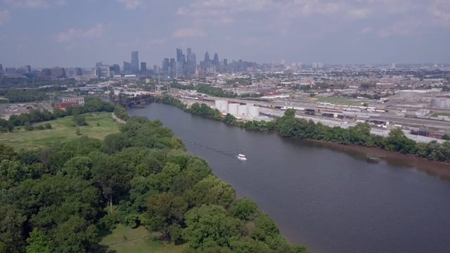 Transforming the Lower Schuylkill: Vision and Investment lay the foundation for business, sustainability, community growth.