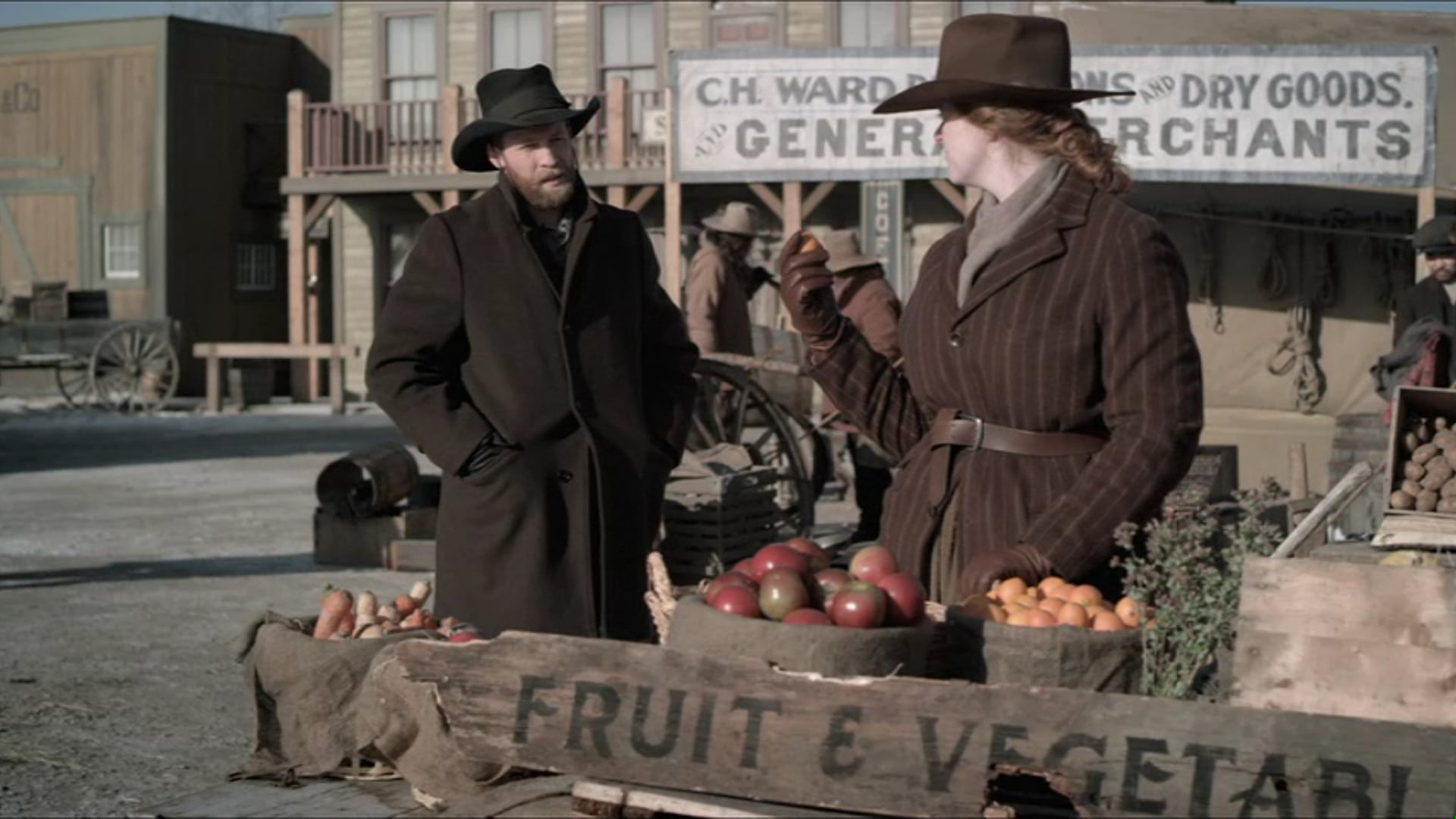 """The Pinkertons Ep 7 """"The Case of the Dead Dog"""""""