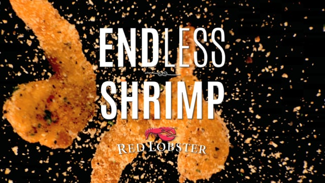 """RED LOBSTER """"Endless Shrimp"""" • Spot TV 30 seg."""