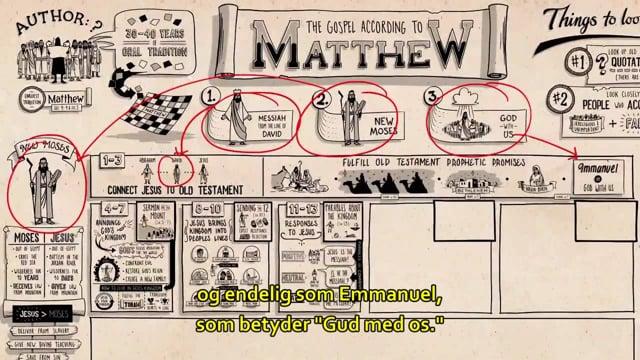 Mattæusevangeliet 14-28