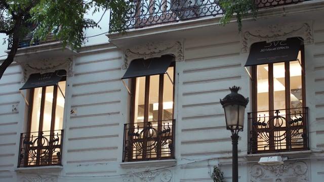 SRN · Offices in Sorní Trailer
