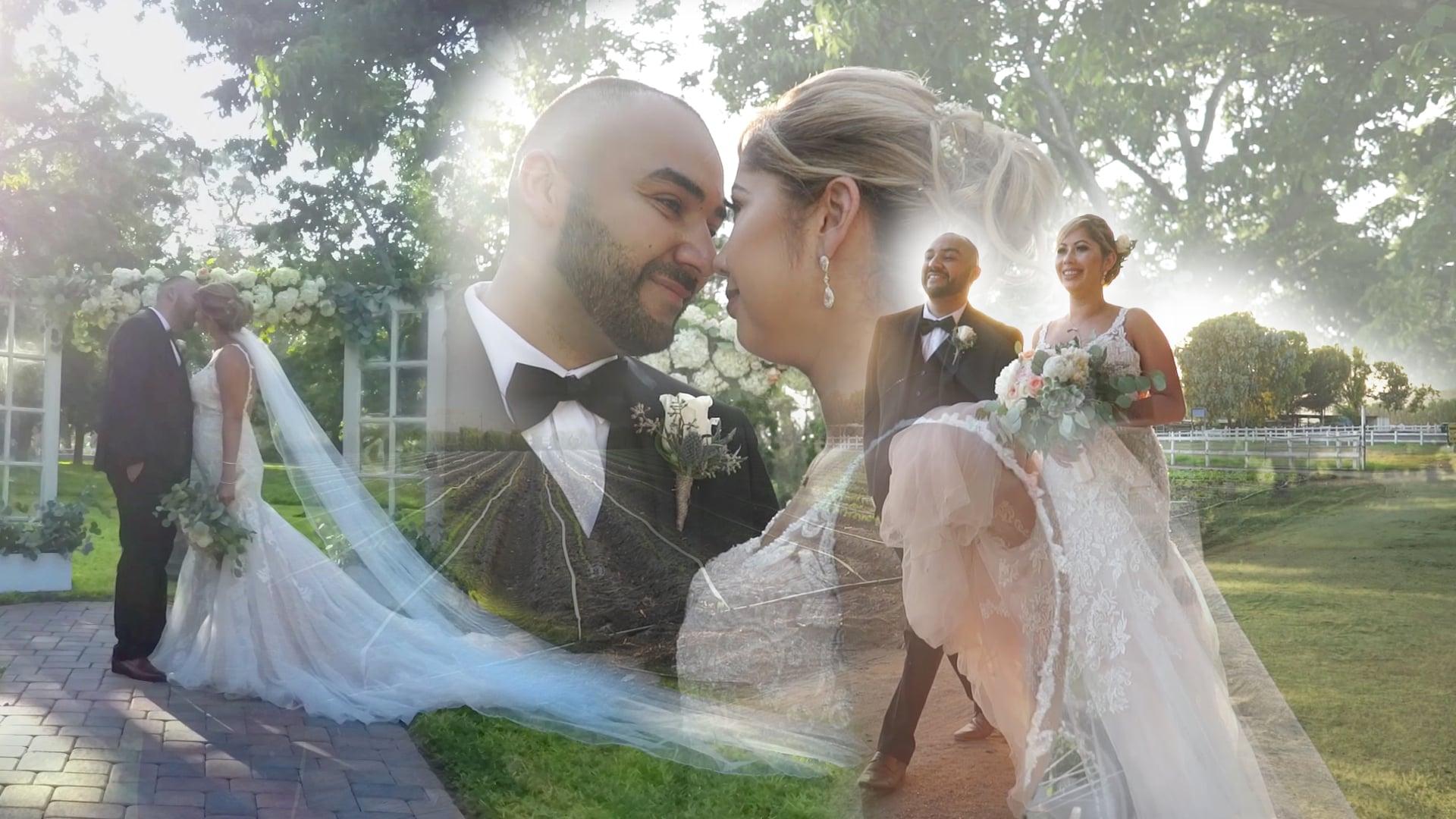 Rocio & Danny's Wedding Day