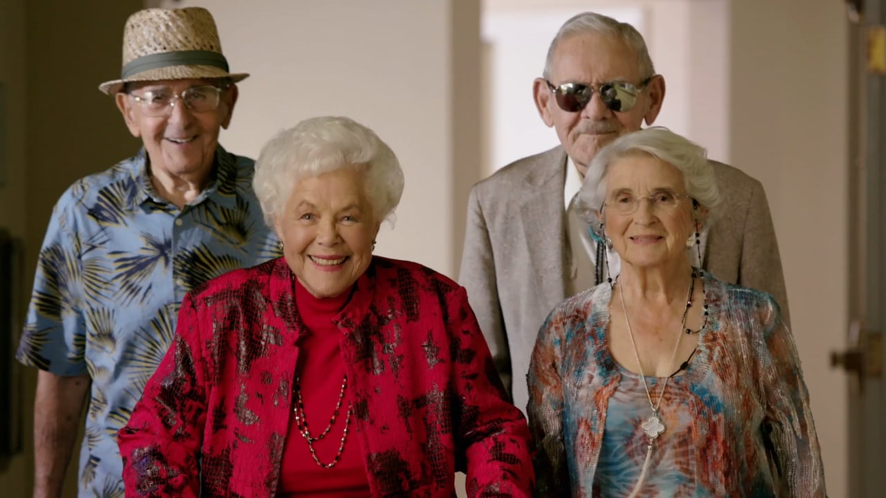 """Assisted Living at The Villages—""""We Got Game"""" Extended Ending"""