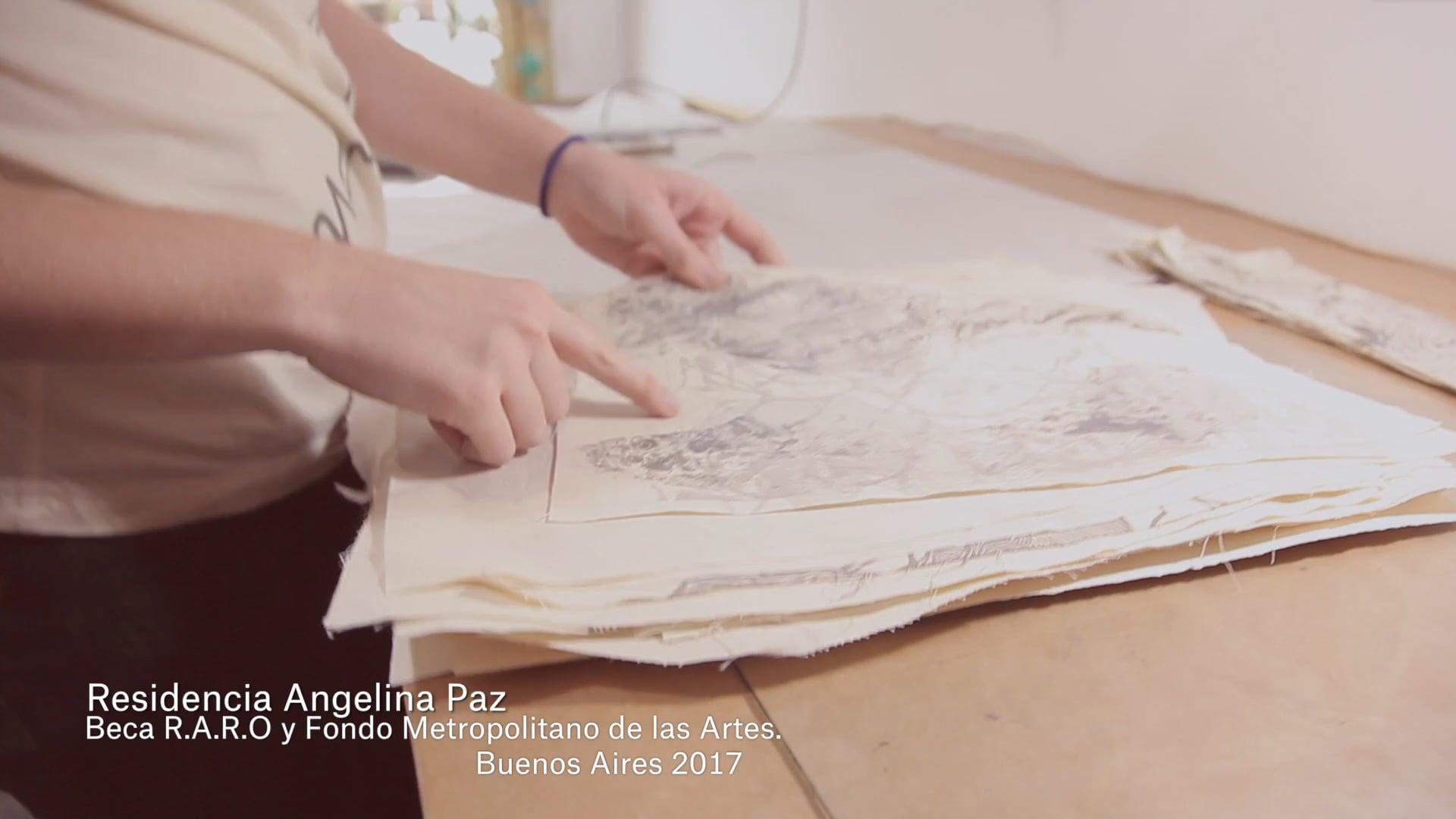 Residencias R.A.R.O. / Angelina Paz