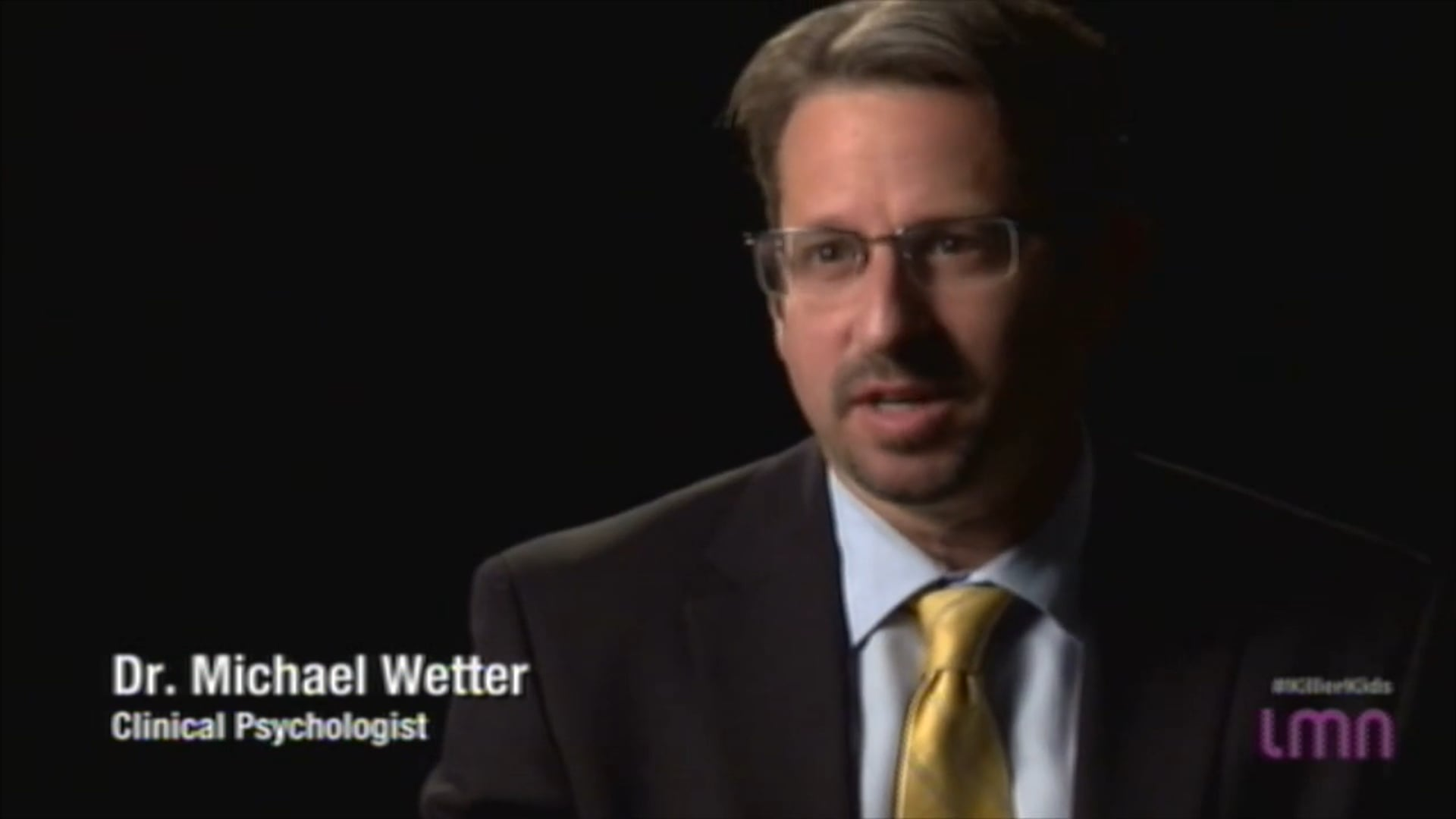 """Dr. Wetter featured on """"Killer Kids"""""""