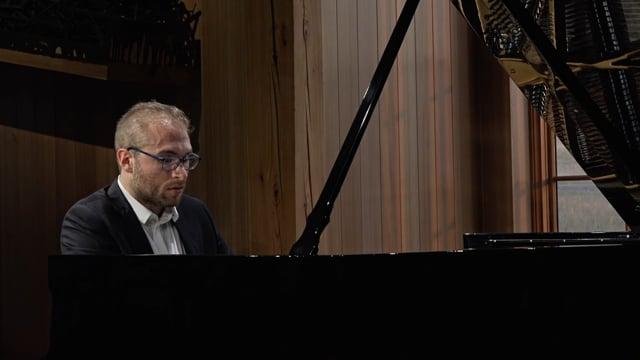 Adam Golka plays Brahms: Sonata No. 3 in F minor, Op. 5 - 3. Scherzo