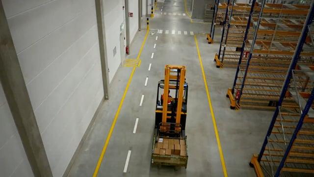 Eröffnung Warenverteilzentrum Bochum