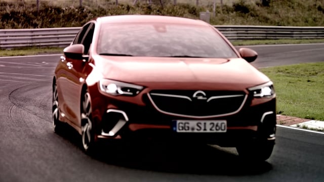 Insignia GSi CEO's Nordschleife