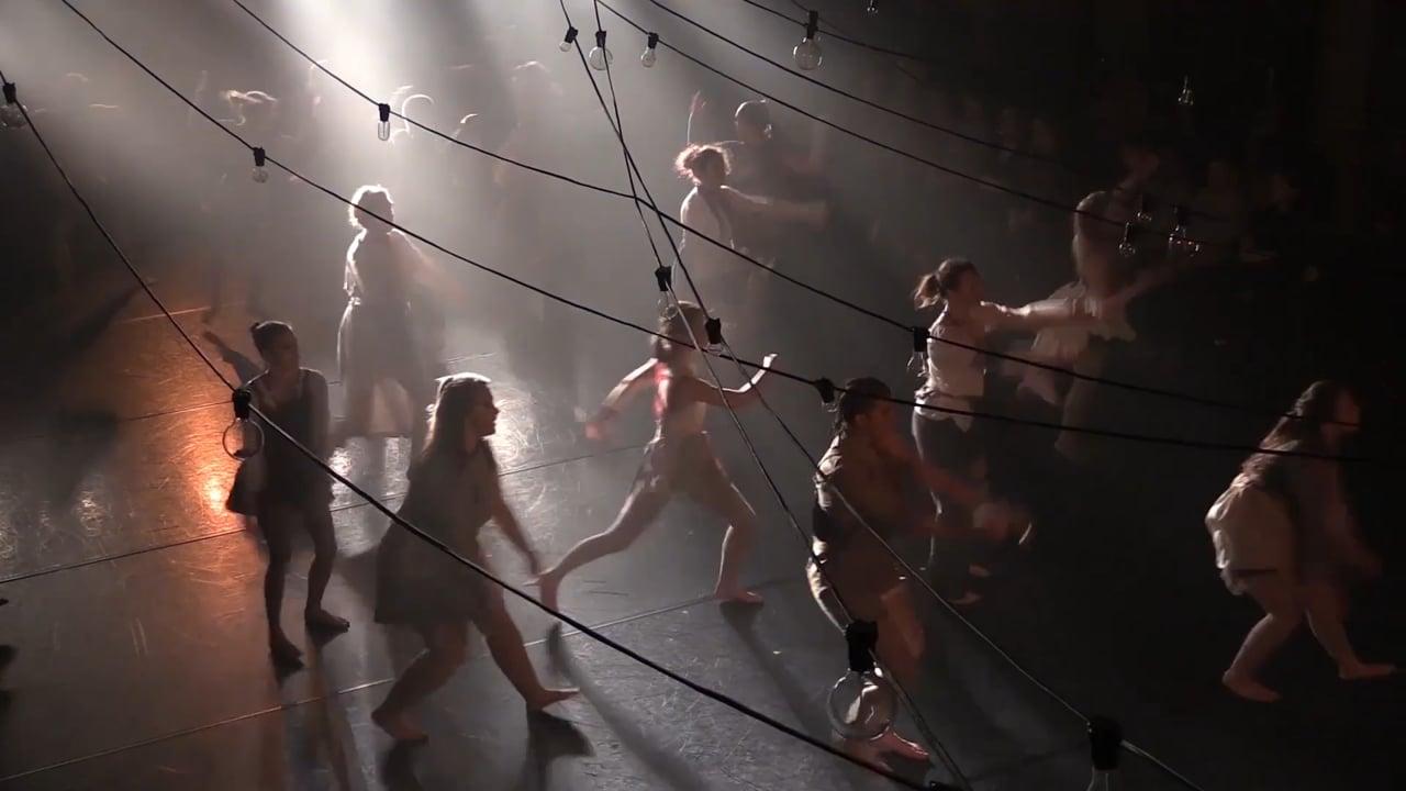 BA (Hons) Dance at AUB