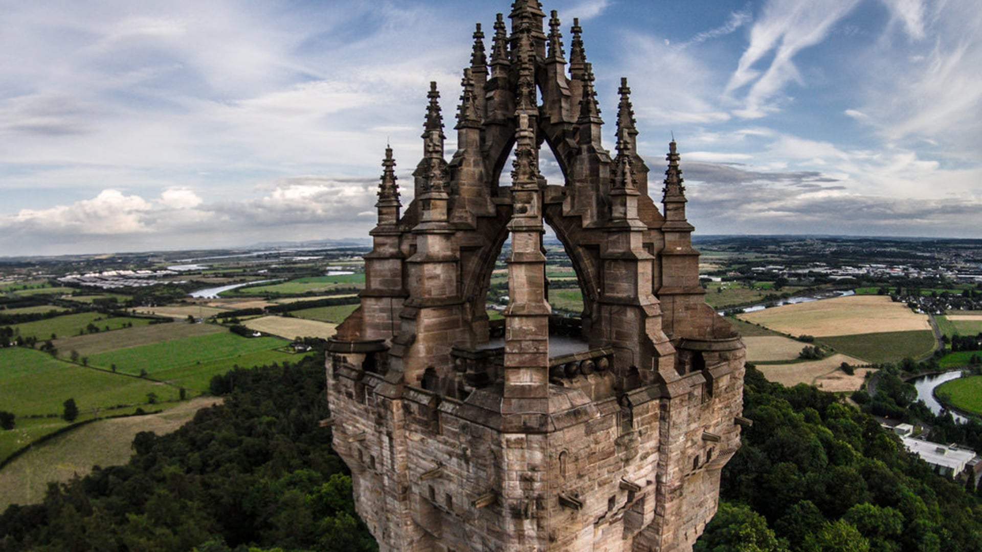 The National Wallace Monument Visit