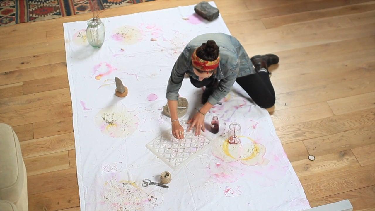 rosemary - artist in residence