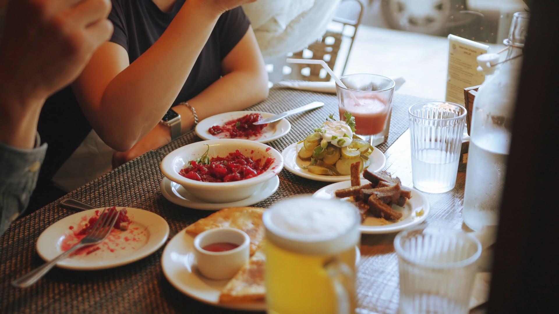 Our Story | MamaPapa Lithuania Restaurant and Tea House