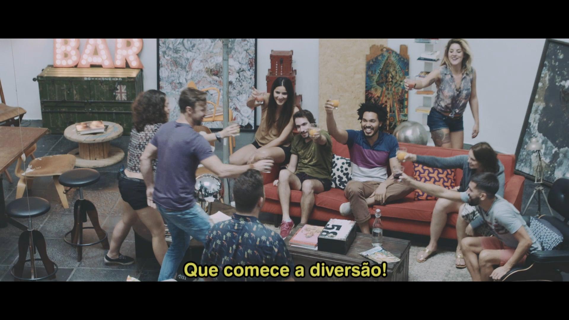 Rio Bar Brasil - Pílula