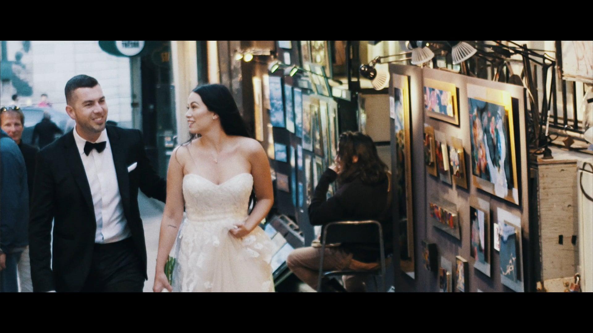 Marie Rose & Yanik - Highlights