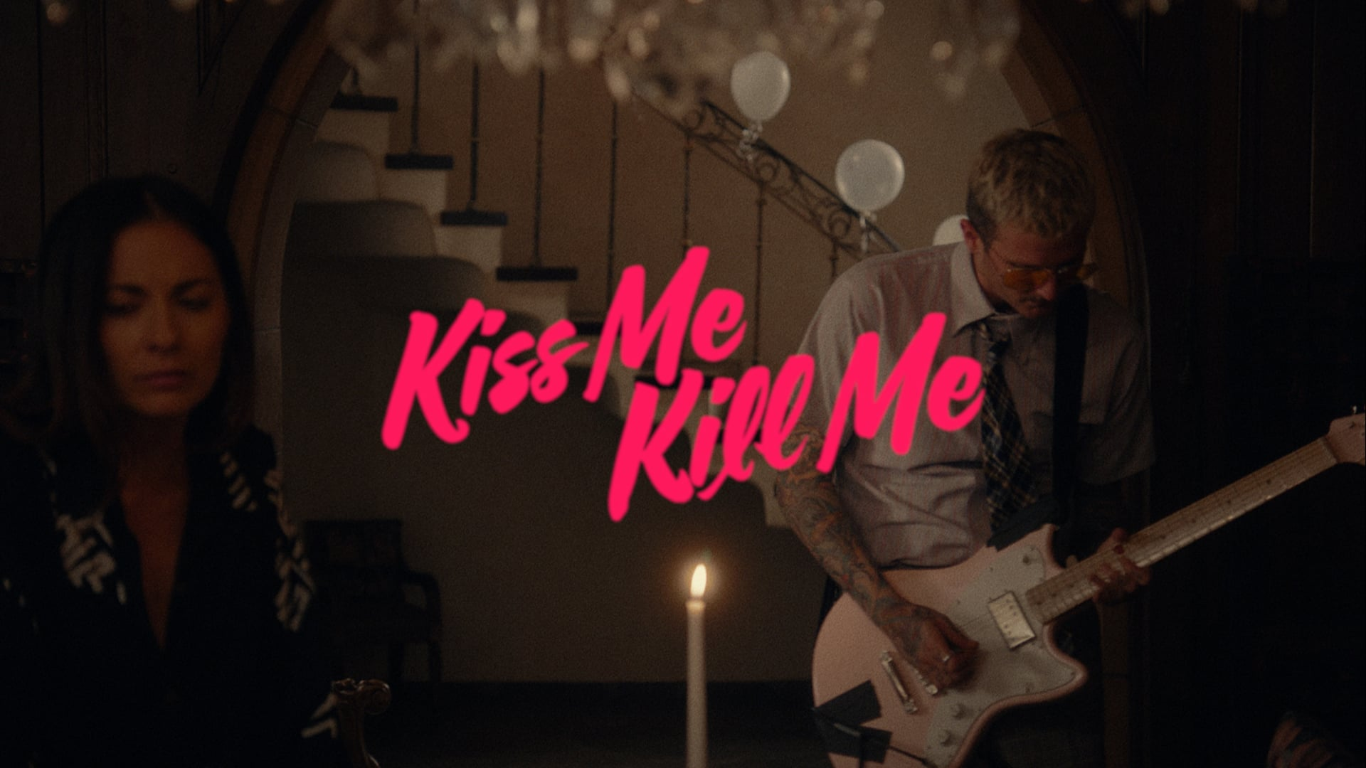 La Bouquet   Kiss Me Kill Me (Music Video)