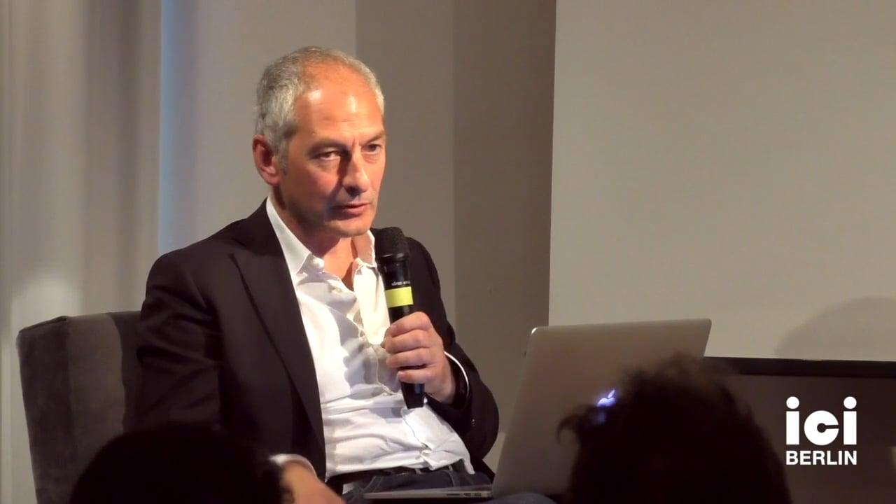 Talk by Davide Luglio (Panel VI)