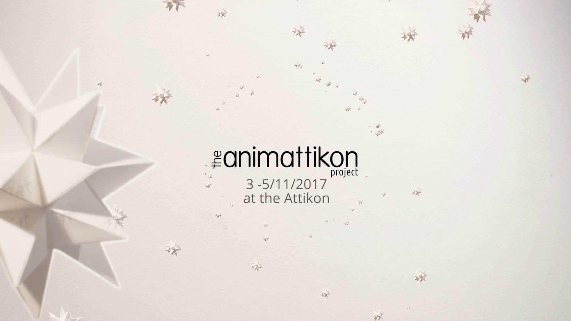 The Animattikon Project / Official Selection Trailer
