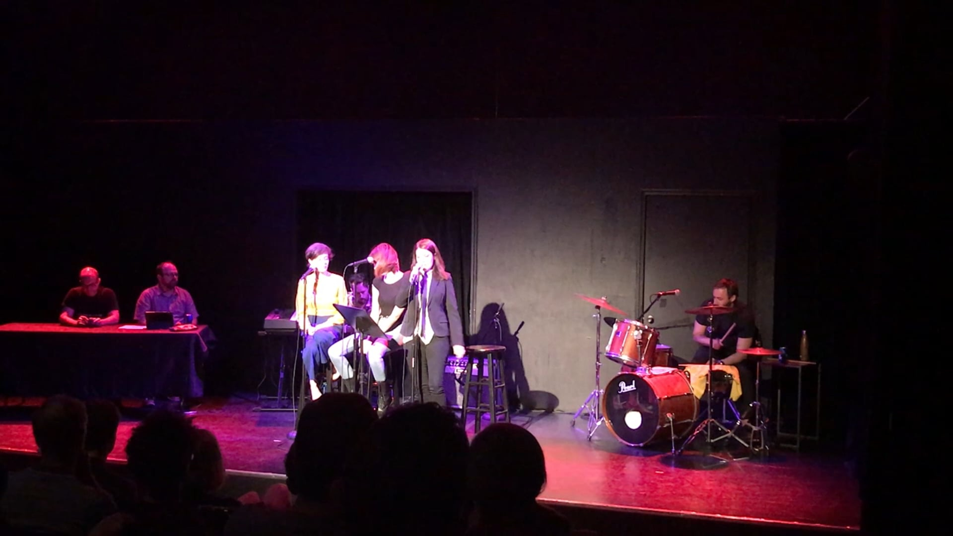 """""""Oh Darling"""" from the """"Screw It We're Just Gonna Talk About The Beatles"""" Podcast Live Recording at UCB Sunset"""