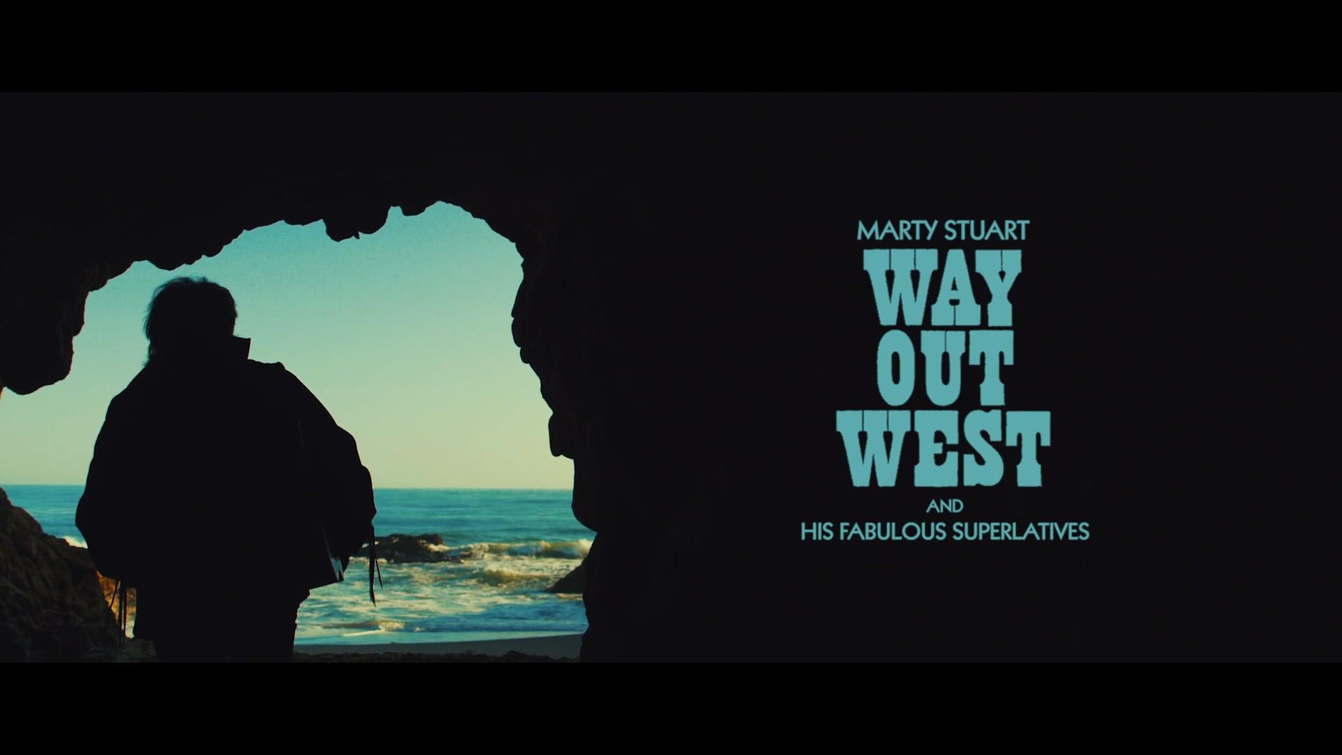 Marty Stuart - Way Out West (Album Promo)