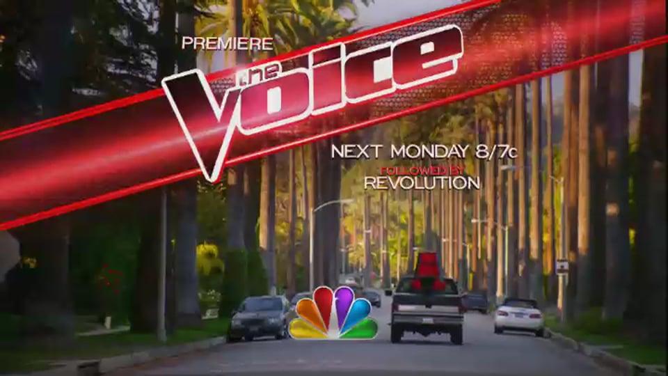 "The Voice ""Carpool"""