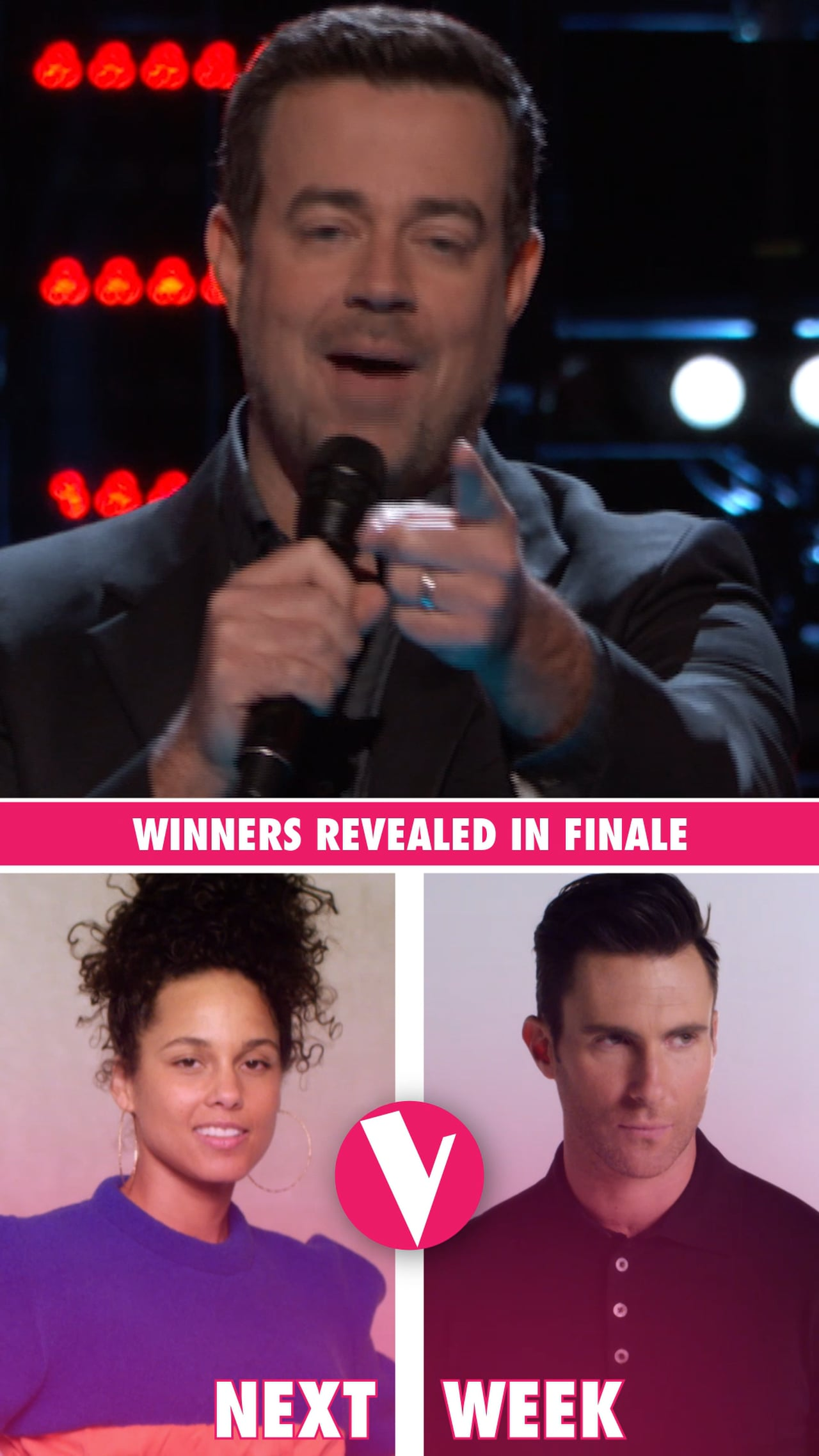 The Voice on Snapchat - Battle Round