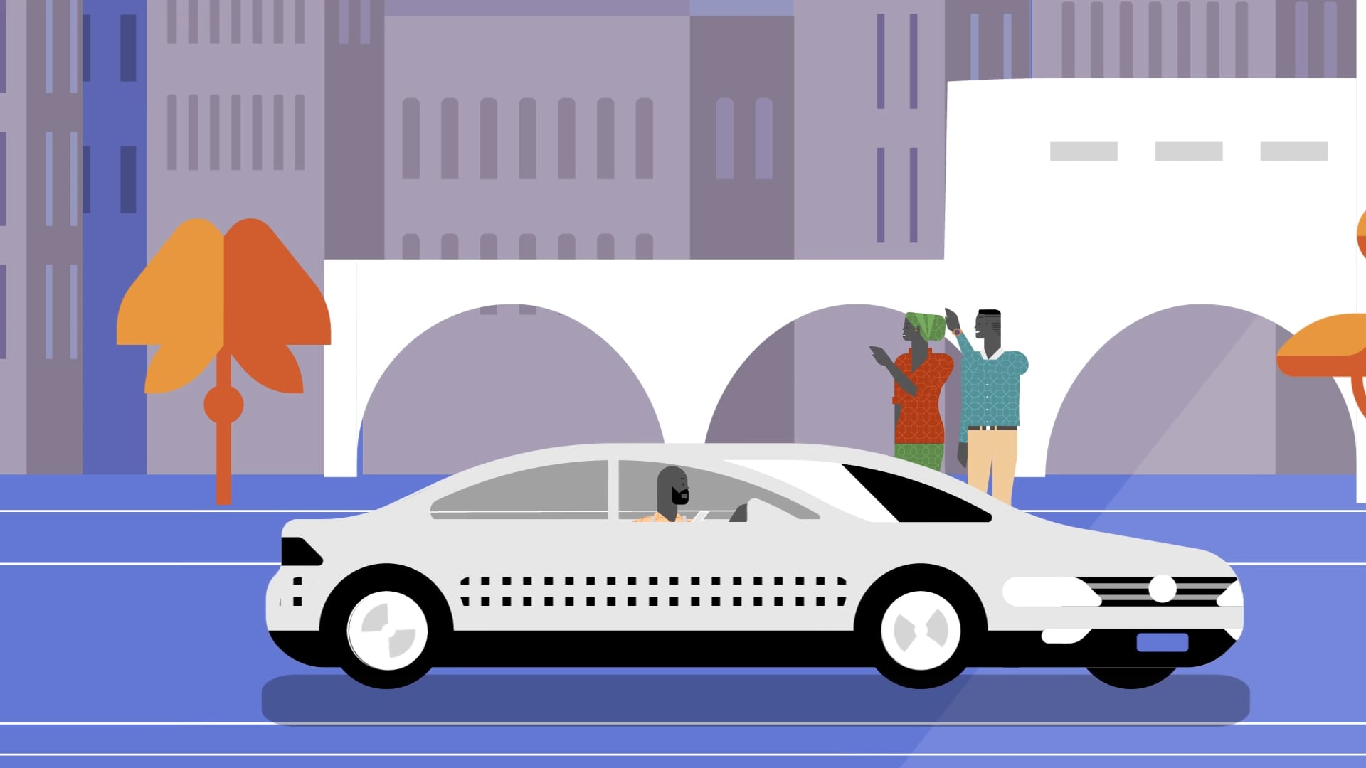 Uber | Animated Driver Tips Video