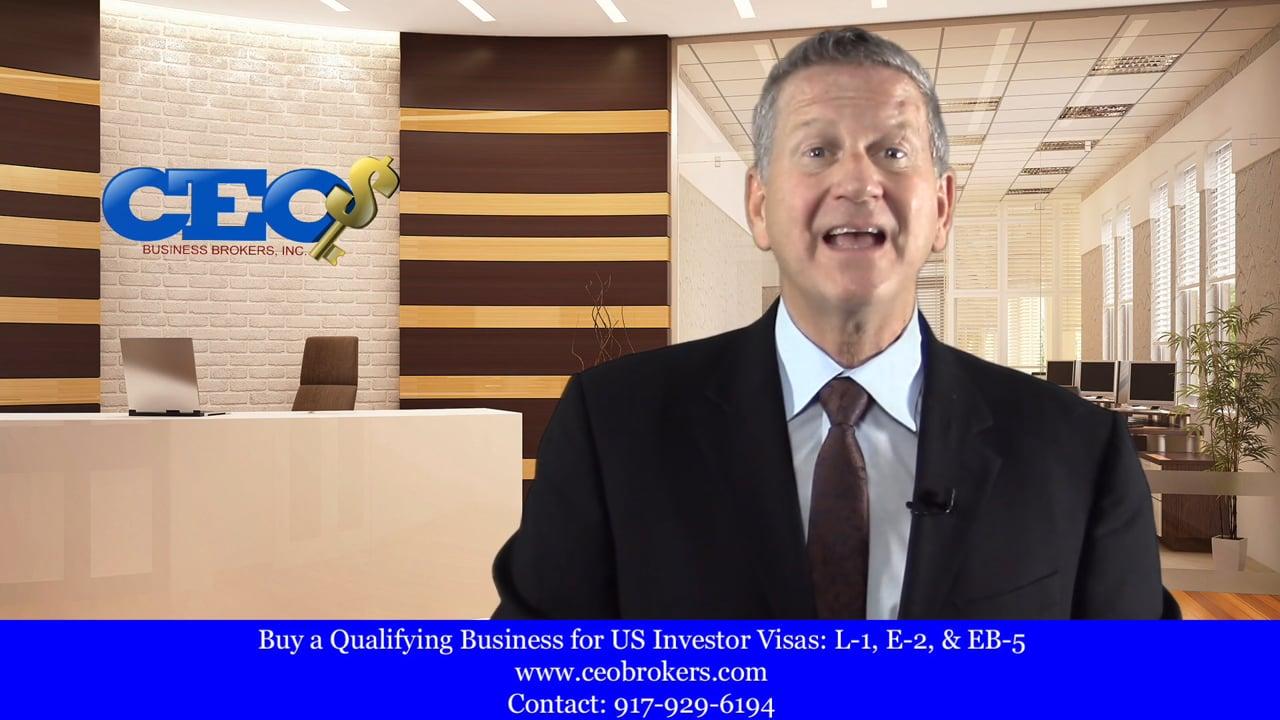 Get US Investor Visa: L-1, E-2, and EB-5