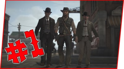 I'M WANTED FOR MURDER ALREADY! - Red Dead Redemption Walkthrough Pt.1