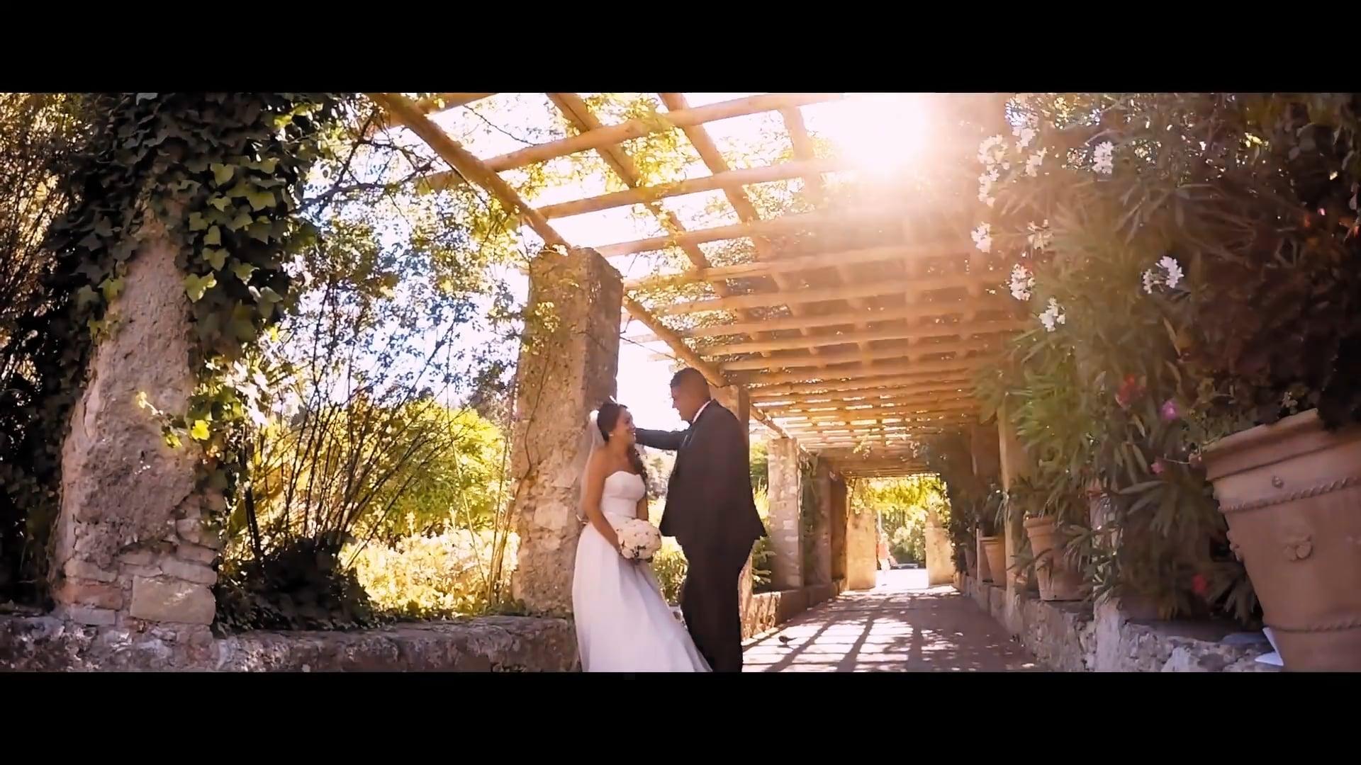 Samy & Marie / Wedding / Côte d'Azur