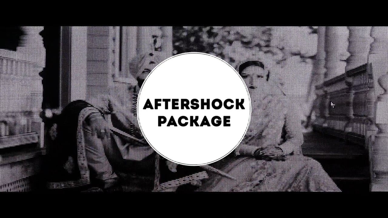 | Aftershock Roadshow | The Aftershock Package | Shot & Edited by: Vidaer Studios |