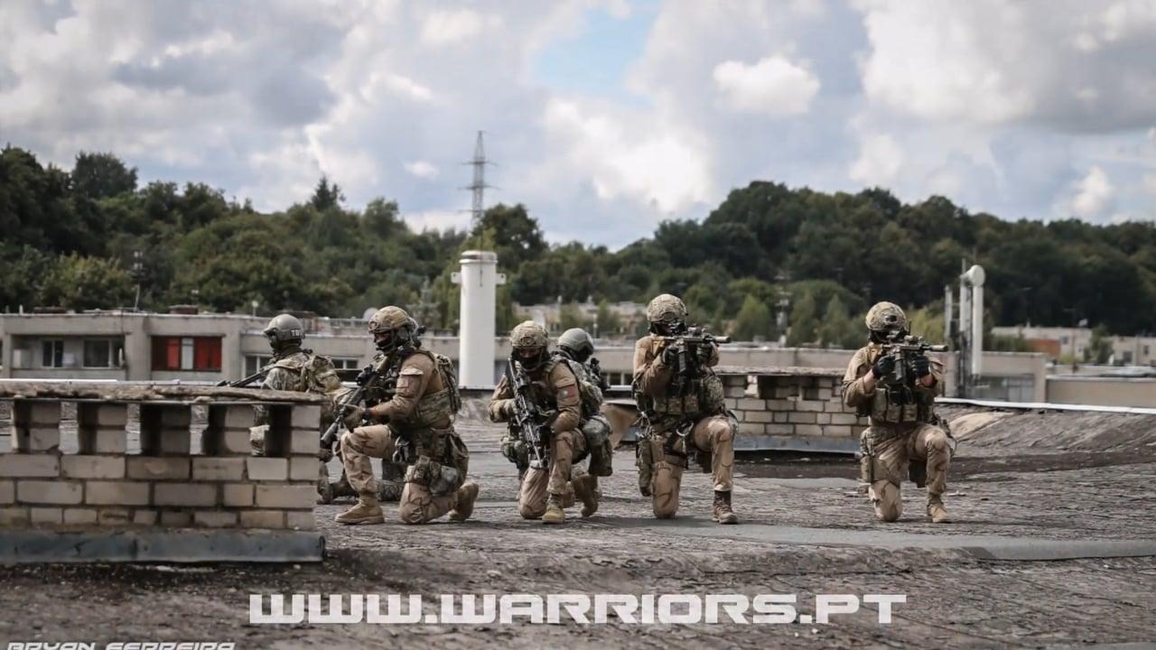 Operações Especiais do Exercito Português